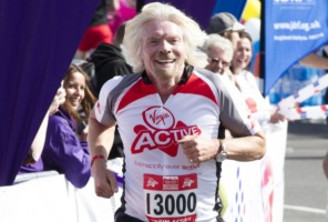 Richard Branson Just do it